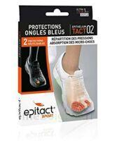 Epitact Sport Protections Ongles Bleus Epitheliumtact 02, Large à Trelissac