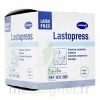 Lastopress® bande de compression cohésive 7 cm x 3 mètres - coloris blanc à Trelissac