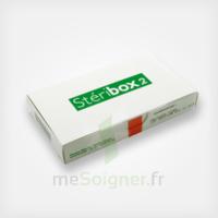 Stéribox Kit Prévention Et Hygiène Pour Les Toxicomanes Avec Seringues 100ui/ml à Trelissac