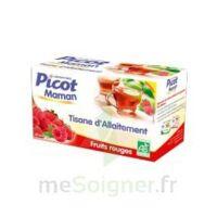 Picot Maman Tisane d'allaitement Fruits rouges 20 Sachets à Trelissac