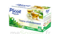 Picot Maman Tisane d'allaitement Verveine 20 Sachets à Trelissac