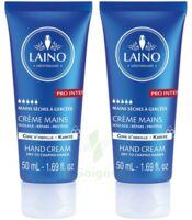 Laino Hydratation au Naturel Crème mains Cire d'Abeille 2*50ml à Trelissac