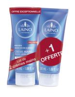 Laino Hydratation au Naturel Crème mains Cire d'Abeille 3*50ml à Trelissac