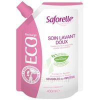 Saforelle Solution Soin Lavant Doux Eco-recharge/400ml à Trelissac