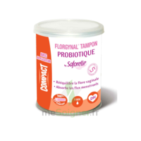 Florgynal Probiotique Tampon périodique avec applicateur Mini B/9 à Trelissac