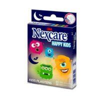 Nexcare Sensitive Soft Happy Kids Pansements microporeux Monstres 2 tailles B/20 à Trelissac