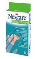 Nexcare Finger Plaster Pansements Papillon Doigt B/10 à Trelissac