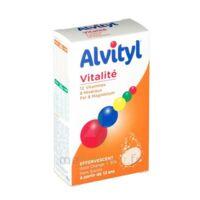 Alvityl Vitalité Effervescent Comprimé effervescent B/30 à Trelissac