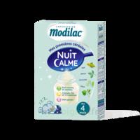 Modilac Céréales Farine Nuit calme à partir de 4 mois B/300g à Trelissac
