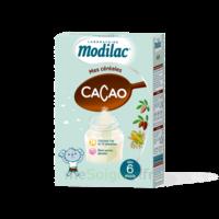 Modilac Céréales Farine Cacao à partir de 6 mois B/300g à Trelissac