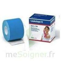 LEUKOTAPE K Sparadrap bleu 5cmx5m à Trelissac