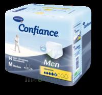 Confiance Men Slip absorbant jetable absorption 5 Gouttes Medium Sachet/14 à Trelissac