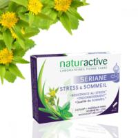 Naturactive Seriane Stress Et Sommeil 30gélules à Trelissac