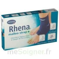 RHENA MALLEO STRAP+ Chevillère ligamentaire bleu marine avec liseret T3 à Trelissac