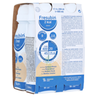 Fresubin 2kcal Drink Nutriment Pêche Abricot 4 Bouteilles/200ml à Trelissac
