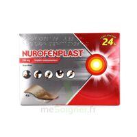 NUROFENPLAST 200 mg Emplâtre médic 4Sach à Trelissac