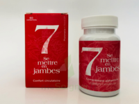 Phytomania 7 - Se Mettre En Jambes _ Confort Circulatoire Comprimés B/60 à Trelissac