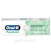 Oral B Pureactiv Dentifrice Soin Essentiel T/75ml à Trelissac