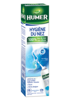 Humer Hygiène Du Nez - Spray Nasal 100% Eau De Mer Spray/150ml à Trelissac