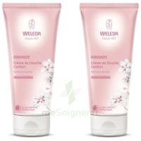 Weleda Duo Crème De Douche Confort à L'amande 400ml à Trelissac