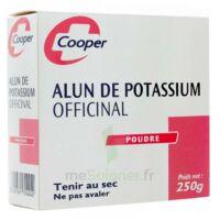 Cooper Alun Potassium Poudre B/250g à Trelissac