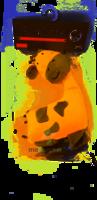 Cooper Bouillotte Silice Enfant Girafe à Trelissac