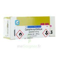 Cooper Camphre Tablettes 250g à Trelissac