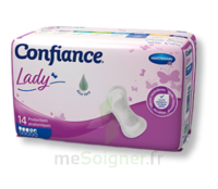 Confiance Lady Protection Anatomique Incontinence 4 Gouttes Sachet/14 à Trelissac