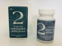 Phytomania 2 - Avoir Une Mémoire D'eléphant _ Mémoire/concentration Vigilance Comprimés B/60 à Trelissac