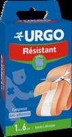 Urgo Résistant Pansement Bande à Découper Antiseptique 6cm*1m à Trelissac