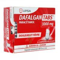 Dafalgantabs 1 G Cpr Pell Plq/8 à Trelissac