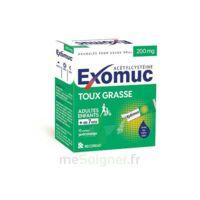 Exomuc 200 Mg, Granulés Pour Usage Oral En Sachet 15 Sachets/2g à Trelissac