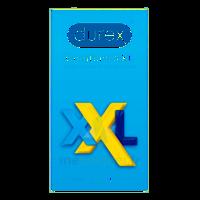 Durex Comfort Xxl Préservatif Lubrifié B/10 à Trelissac