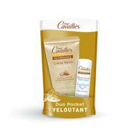 Rogé Cavaillès Nutrissance Pocket Crème Mains Douceur + Baume Lèvres Réparateur 30ml + 5,5g Edition Limitée à Trelissac