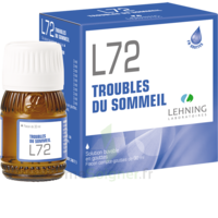 Lehning L72 Solution Buvable En Gouttes 1fl/30ml à Trelissac