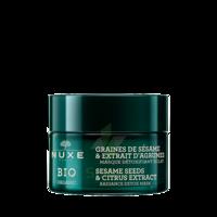 Nuxe Bio Masque Détoxifiant Eclat 50ml à Trelissac