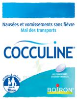 Boiron Cocculine Comprimés Orodispersibles B/40 à Trelissac